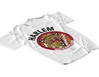 Harlem Village Academies | Apparel Illustration