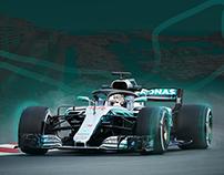 F1 GP MONACO 2018