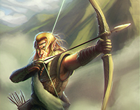 Elven Guard