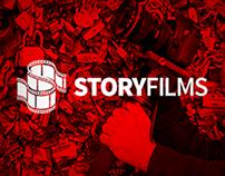 StoryFilms Brand Identity
