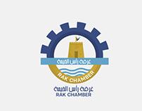 RAK CHAMBER Logo Design