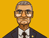 Aziz Sancar / COMIC BOOK
