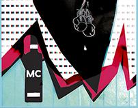 Piaf Collage