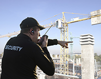 Site Security Services in London