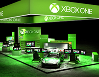 Xbox One Launch - Games 2014 - Dubai, UAE