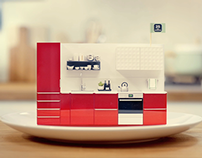 IKEA - RECIPES FOR DELICIOUS KITCHENS