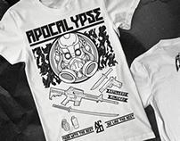 Artillery 26 : Apocalypse t-shirt