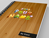 Personalize Notebook Designs