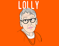 Orange Is The New Black - Lolly