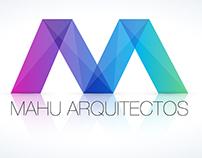 MAHU ARCHITEC LOGO