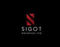 Sigot Holdings Branding