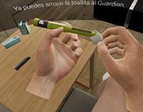 Insulina VR - UE4