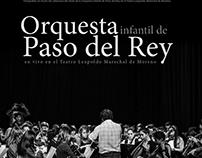 FOTOGRAFIA - Orquesta Infantil de Paso del Rey