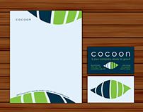 Cocoon Branding & Stationary Design
