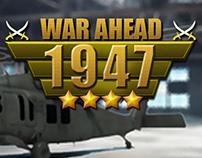 War Ahead 1947 - 3D Game