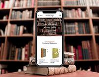 Memoirs Of India - Website Design