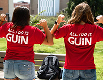 All I Do Is Guin Tshirt