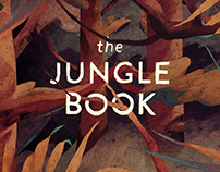 The Jungle Book - Book Cover