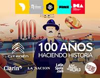 Citroën Argentina | 100 años haciendo historia