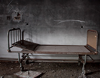 ABANDONED HOSPITAL OF INTERNAL MEDICINE