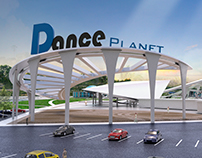 "Project of Park ""Dance Planet"""