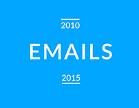 Emails 2010-2015
