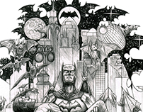 Batman and Superman - Fall of a Brother