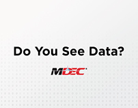 MDEC - Data is everywhere