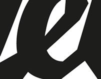 Tabela & Co. logotype lettering