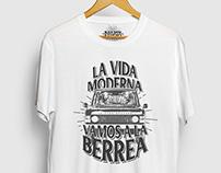 LA VIDA MODERNA -  LO RURAL