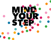 MIND YOUR STEP — Dance Ireland