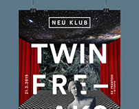 Neu Klub / Twin Freaks
