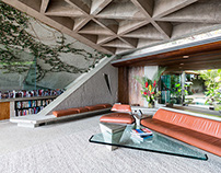 Sheats Goldstein Residence by John Lautner