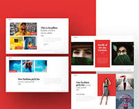Modist – Fashion Powerpoint and Keynote Template