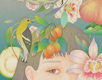 girl from the orchid land / 宜蘭女孩