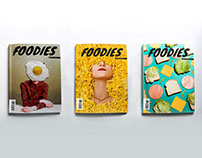 Foodies - magazine