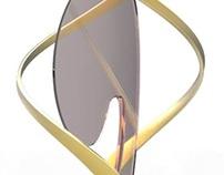 The FLOW, Trophy Design