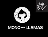 Motion Graphic - Mono en Llamas