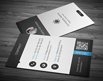 Corpy Business Card Freebie