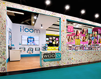 Wooky - Kiosque d'exposition