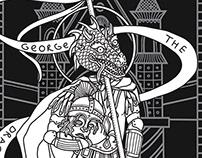 Modern Martyr: Saint George the Dragon Slayer
