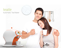 teatle - Automatic Tea Maker