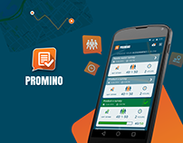 Promino - Survey App