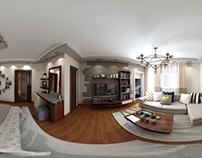 Modern master room