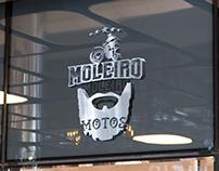 Moleiro Motos / Logo