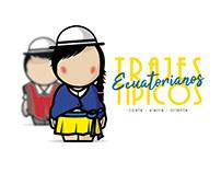 Trajes Típicos Ecuatorianos
