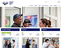 Fund raising website (and system) for Fondazione Meyer