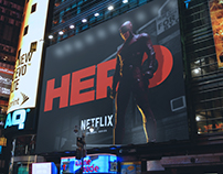 Netflix Original Series | Billboard Concepts