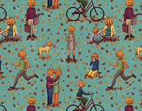 Pumpkin People Pattern