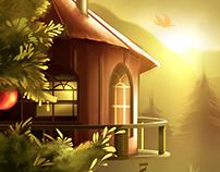 Bonsai Treehouse Master